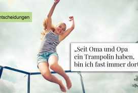 Marketing-Strategie: Zielgruppenanalyse am Beispiel Trampolin